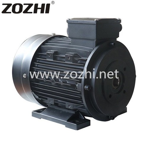 Hollow Shaft Electric Motor 112L-4 7Kw  For Clean Machine
