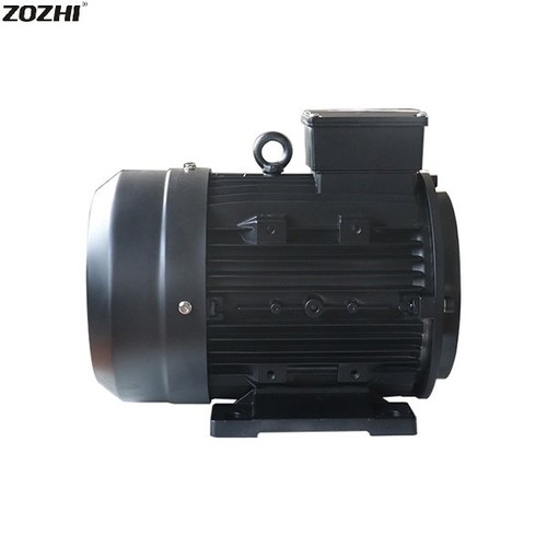 Hollow Shaft Electric Motor 713-4 0.55Kw  For Clean Machine