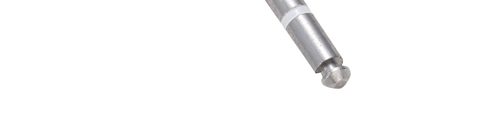 Retreament Rotary Files Niklowo tytanowy D1 pojedynczy rozmiar do usuwania materiałów wypełniających