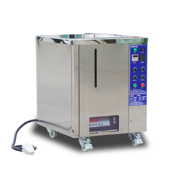 IPA ultrasonic cleaner NSD-1018FS overview
