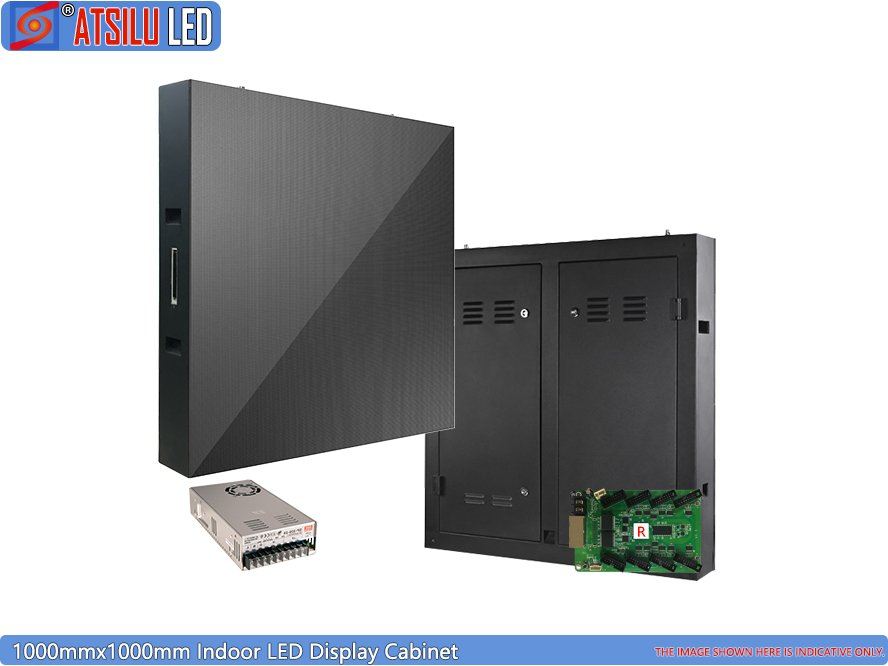 1000mmx1000mm LED Display Panel Indoor