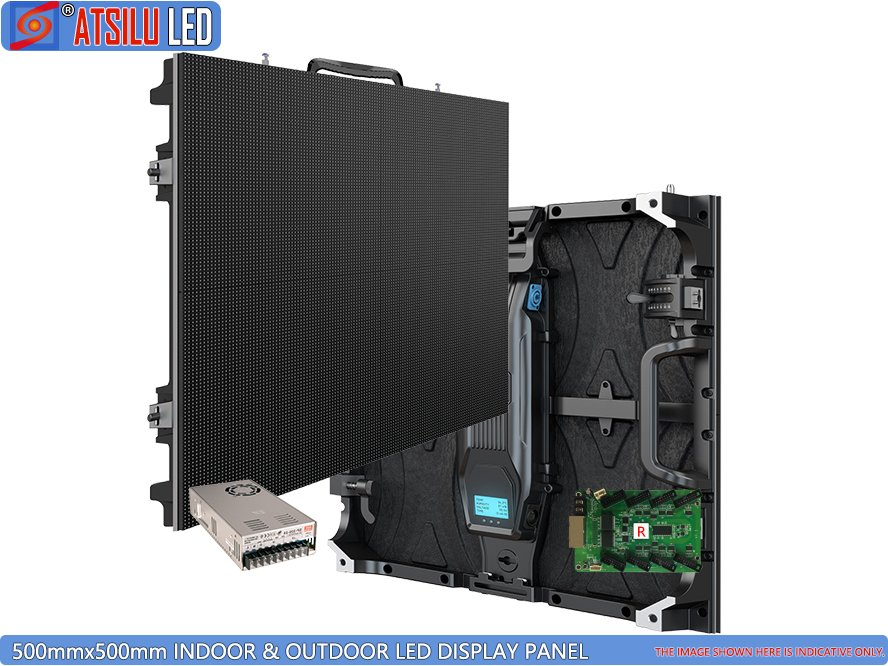 500mmx500mm LED Display Panel Indoors