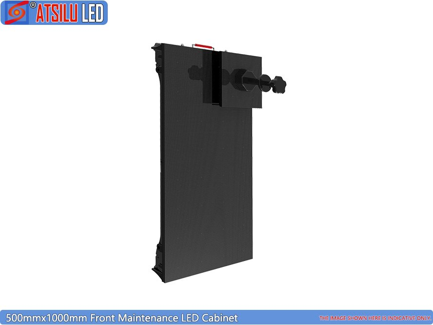 Indoor Front Access LED Screen 1000mm LED Cabinet