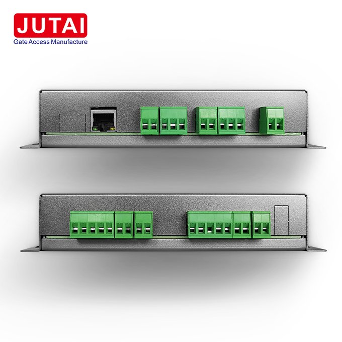 Jutai AC-44 Gate Access Software met Four Door Access Control Panel