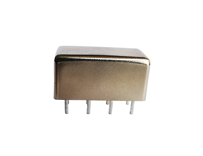 LC Low Pass Filter With SMA Female Connectors Operating From DC to 50 MHz Rate at 1 Watt(CW)