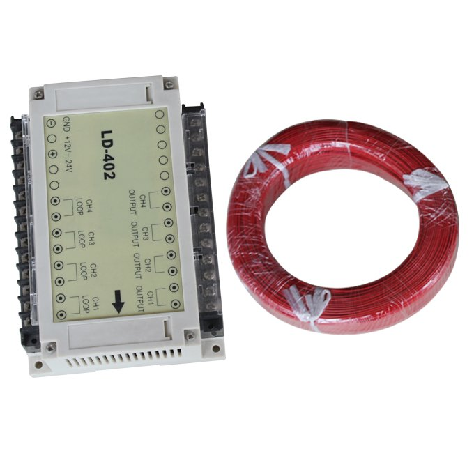 Vehicle Loop Detector For Sale