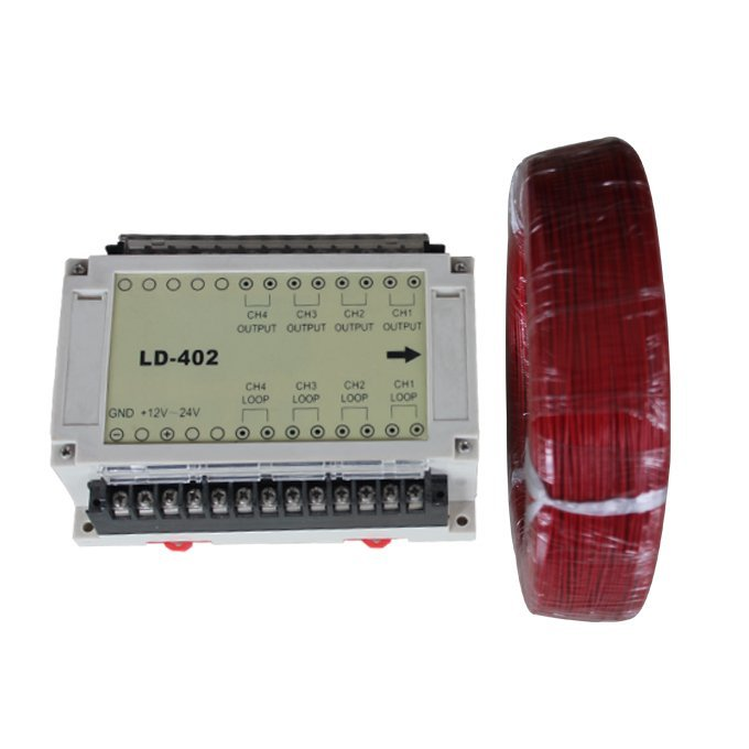 Loop Detector Price Easy Operate Loop Detector For Sale New Products