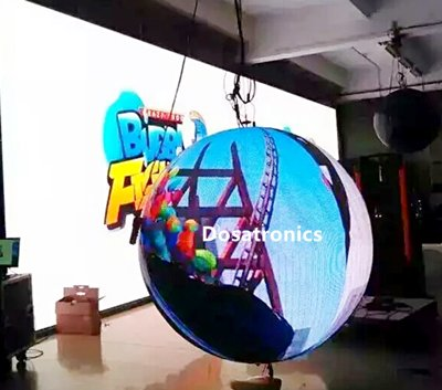 LED Ball Display