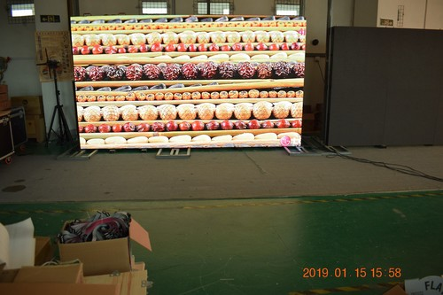 LED Screen on Rent of P2 Die-Casting Aluminum LED Panel for Hire