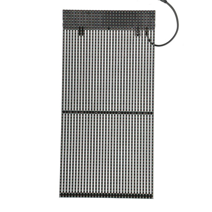 LED curtain Screen DIP P15.625-15.625  No fan design and Low temperature operation