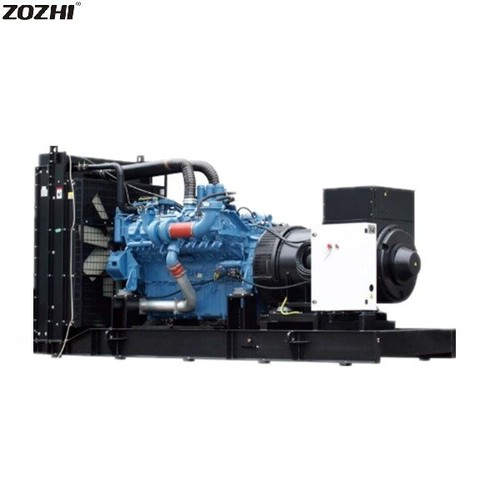 Open Diesel Generator Set Engine Power By MTU