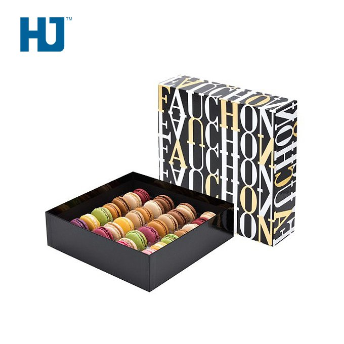 Macaroon Gift Box, Macaroon Packing Box, Macaroon Packing Gift Box, Fancy Paper Gift Box With Lid