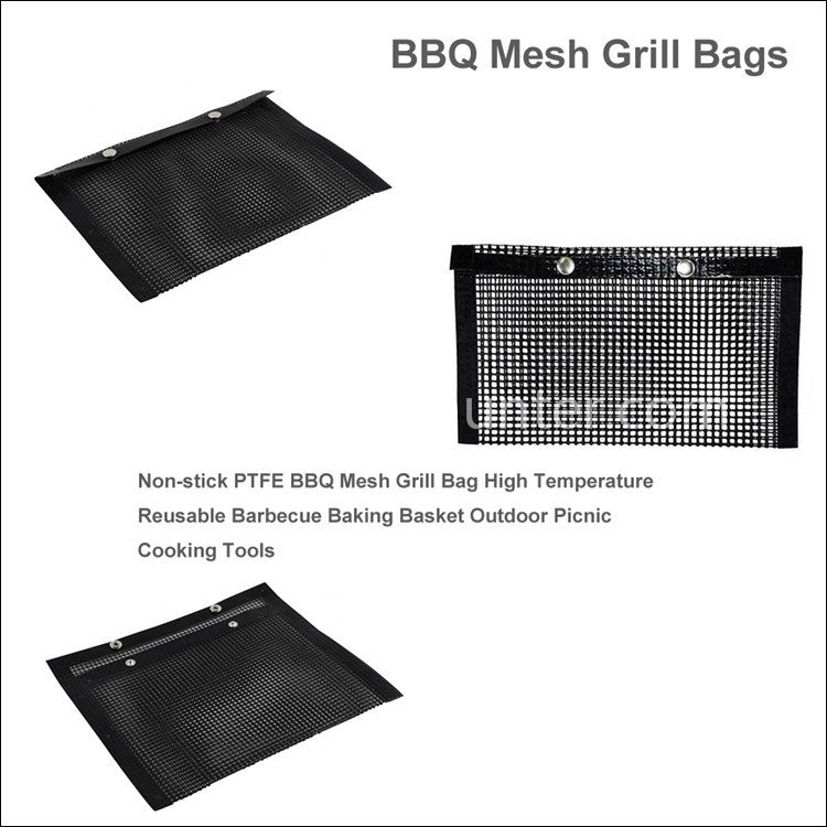 Medium Non-Stick Mesh Grilling Bag