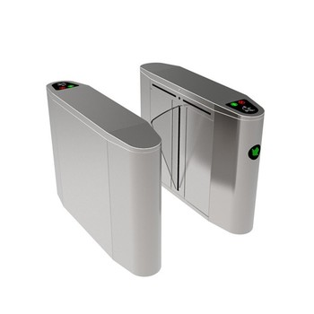 Flap Barrier Security Access Control with Full Height Mechanism SST-N2000