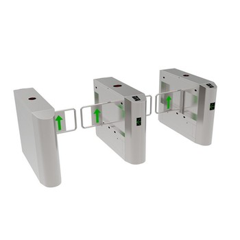 Security Swing Gate Turnstile with Anti-hit Mechanism for Time Attendance SST-N3003