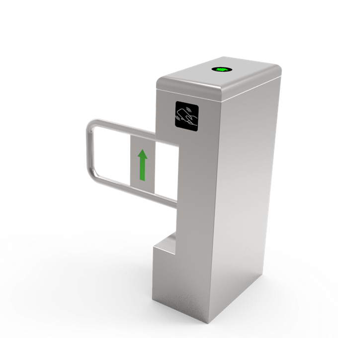 Vertical Swing Turnstile Gate Access Control System SST-N3009