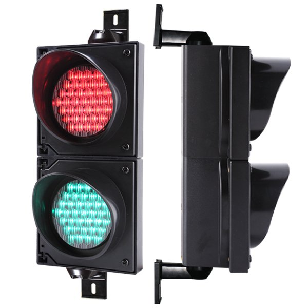 100mm full ball traffic light