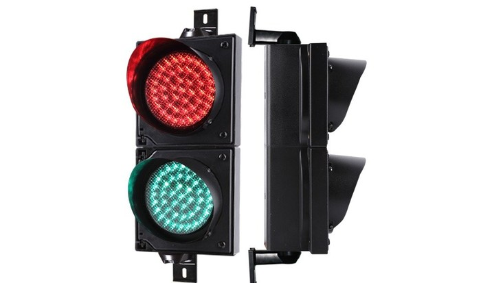 100mm full ball traffic light for traffic light