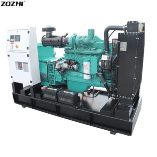 Open Diesel Generator Set Power By Cummins Engine