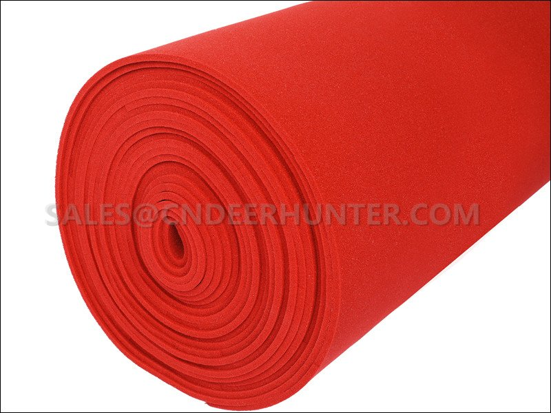 Open Cell Silicone Sponge Sheet For Vacuum Ironing Tables