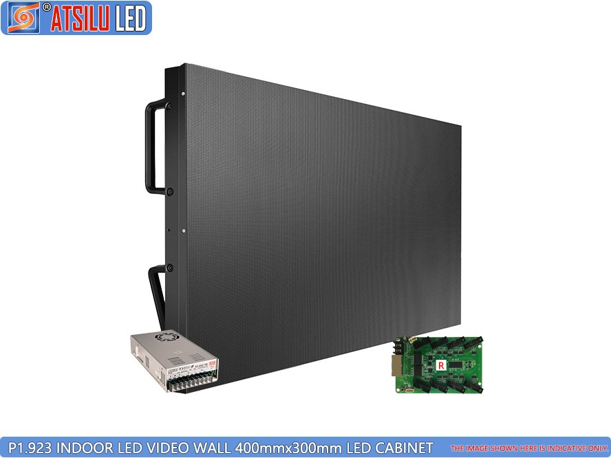 P1.923mm Indoor LED Video Wall LED Cabinet