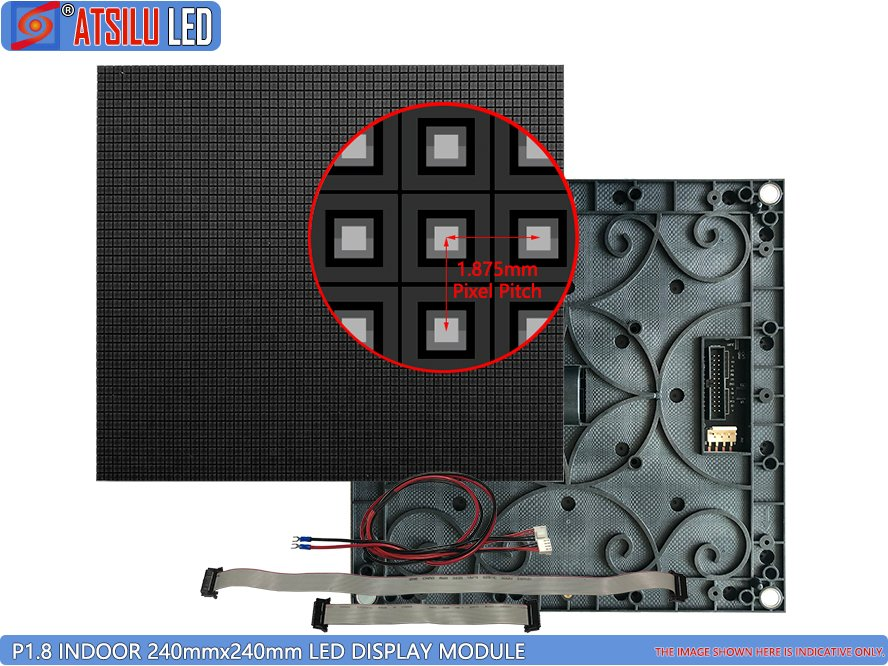 P1.875mm Small Pixel Pitch LED Module