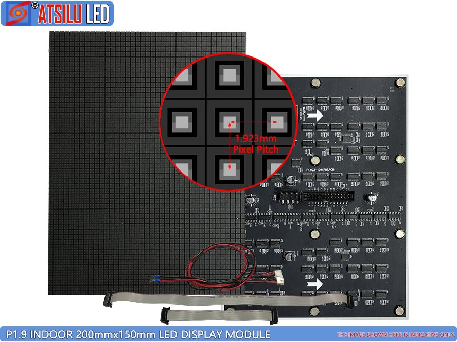 P1.9mm Small Pixel Pitch LED Module