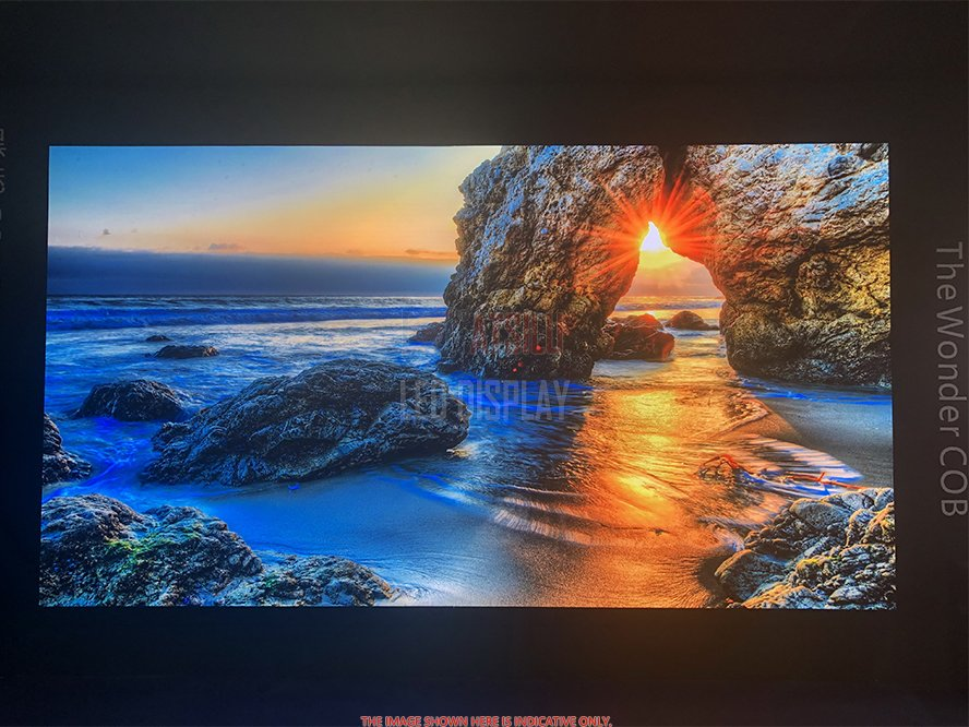 P1.923mm Indoor LED Video Wall Fine Pixel Pitch Close Viewing High-Quality Big Screen Wall
