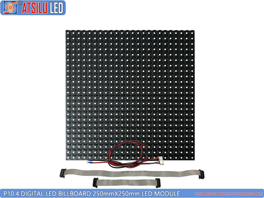 P10.4mm SMD LED Digitalanzeige Billboard LED Modul