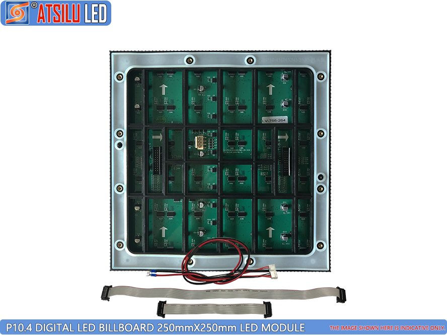 P10.4mm SMD LED Digital Display LED Module