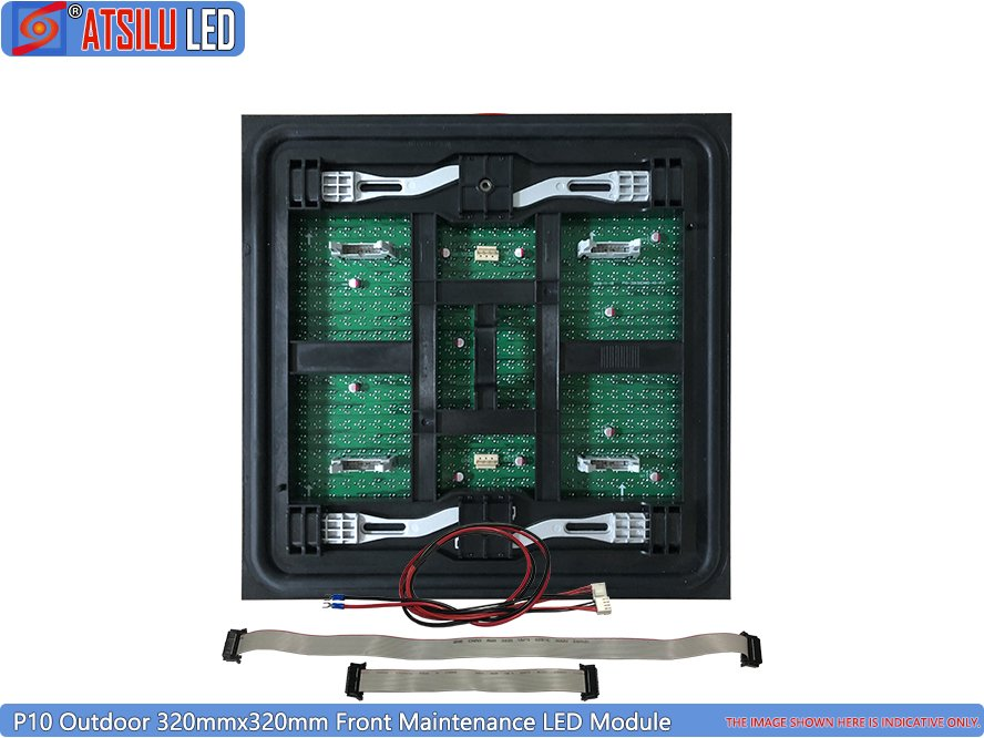 P10mm Front Maintenance LED Display LED Module