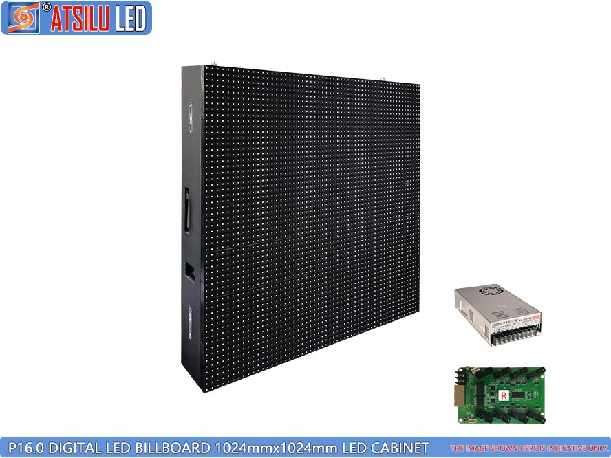 Obudowa LED LED Billboard P16mm SMD3535