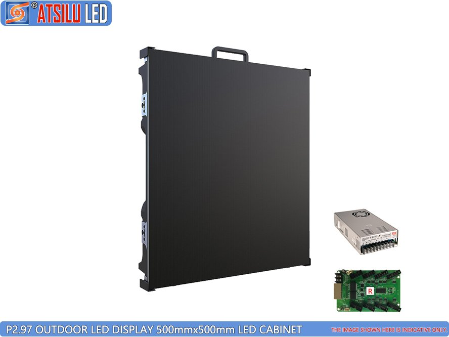 P2.9mm LED Outdoor Display LED Cabinet