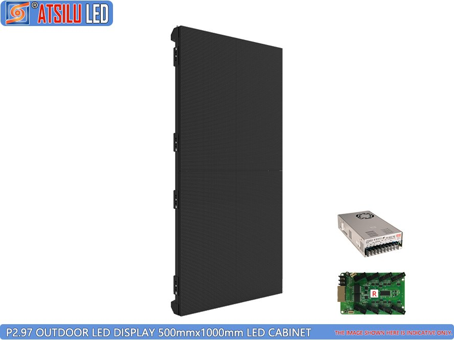 P2.97mm LED Outdoor Display Panel LED