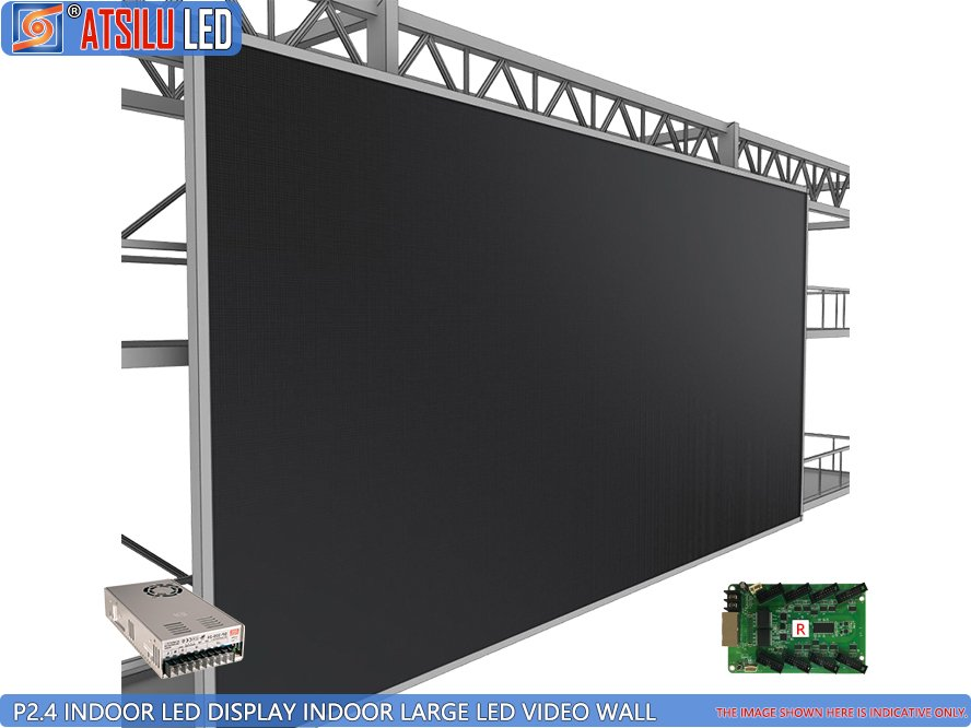 Pantalla LED de interior P2.4mm Video Wall LED