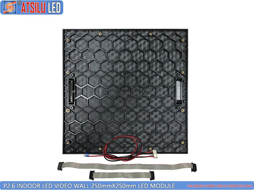 P2.6mm Indoor High-Definition LED Video Wall Module
