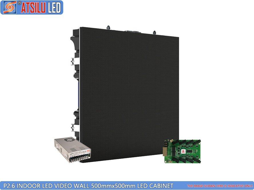 P2.6mm Indoor LED Video Display LED Cabinet