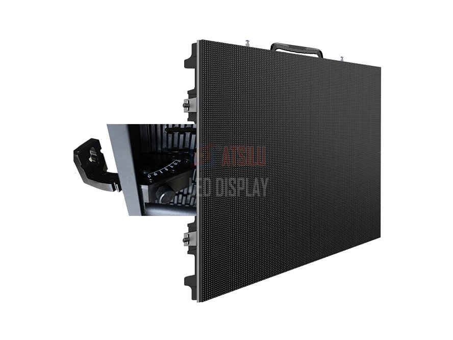 پانل صفحه نمایش منحنی High Definition P2.97mm Indoor and Outdoor Super Lightweight HD LED Video Wall
