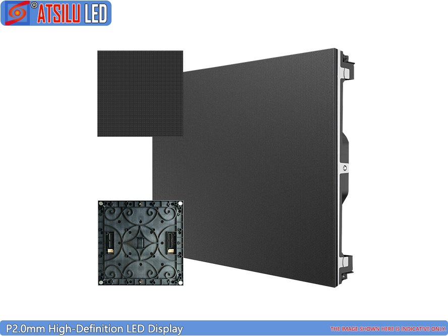 Indoor High-Definition LED-scherm P2mm