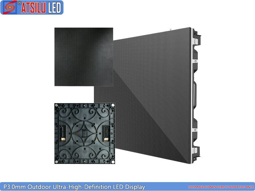 P3mm Outdoor Ultra-High-Definition LED Display