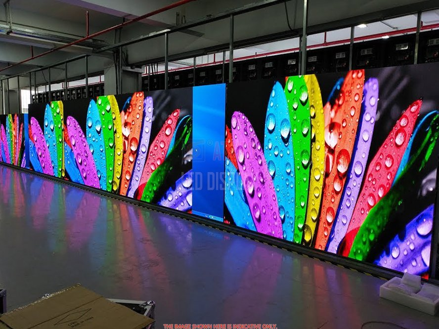P3.9mm Indoor LED Display 2018 Best Selling High Quality LED Wall Lightweight Panel Panel