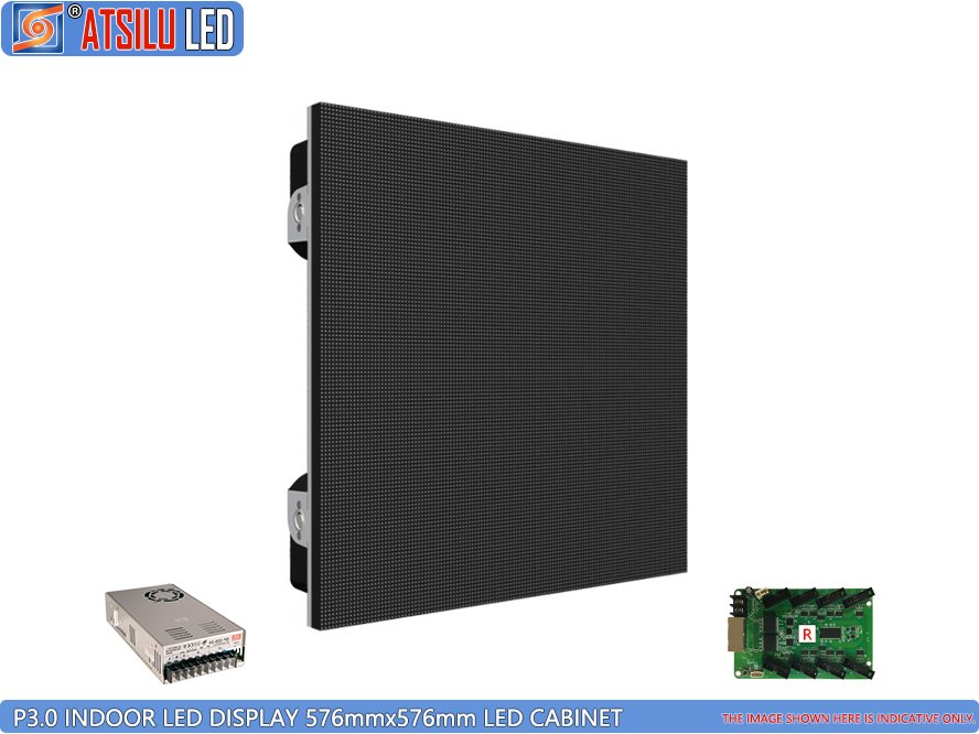 P3mm Indoor LED-display LED-paneel