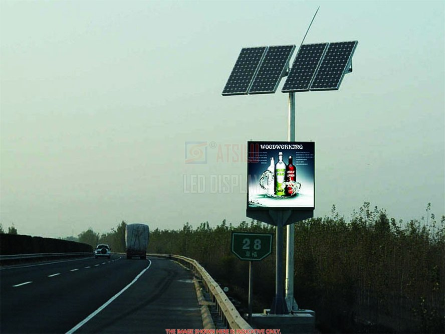P3mm Digital Billboard Outdoor Ultra High Definition Small Pixel Pitch LED Advertising Display
