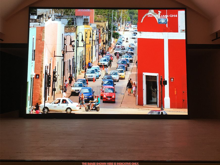 P3mm Indoor LED Display High-Performance Large LED Video Signage Wall Screen Panel