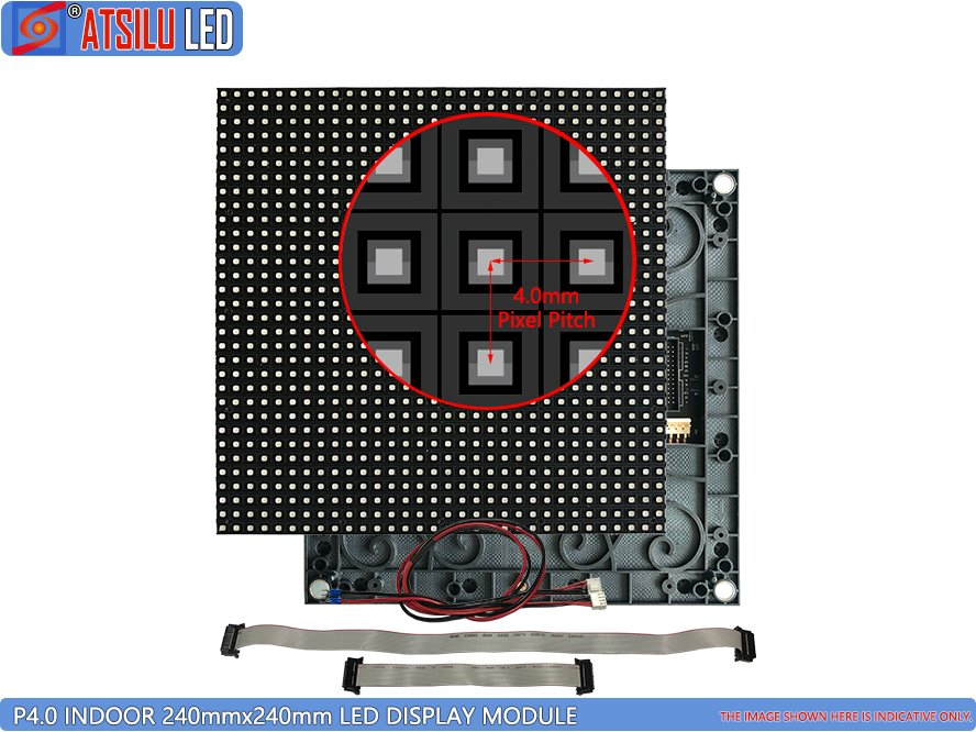 P4mm Indoor LED Module