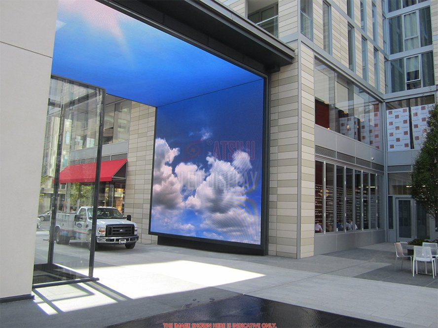 P4.0mm Curved LED Display Video Wall Indoor and Outdoor High-Performance LED Screen Display