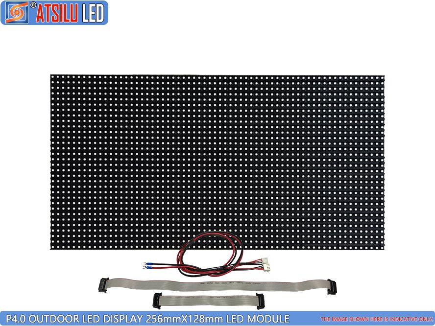 P4mm LED-buitenverlichting LED-module