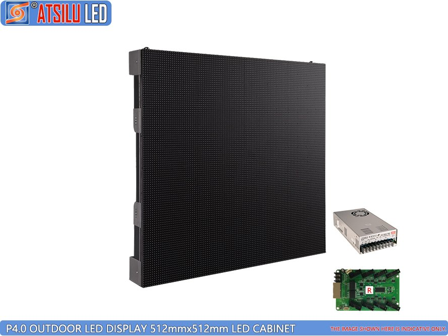P4mm Outdoor LED Display LED Panel LED Szafka