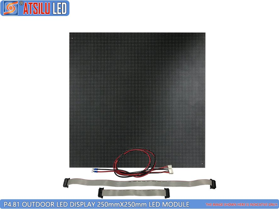 P4.81mm Outdoor Rental LED Display LED Module