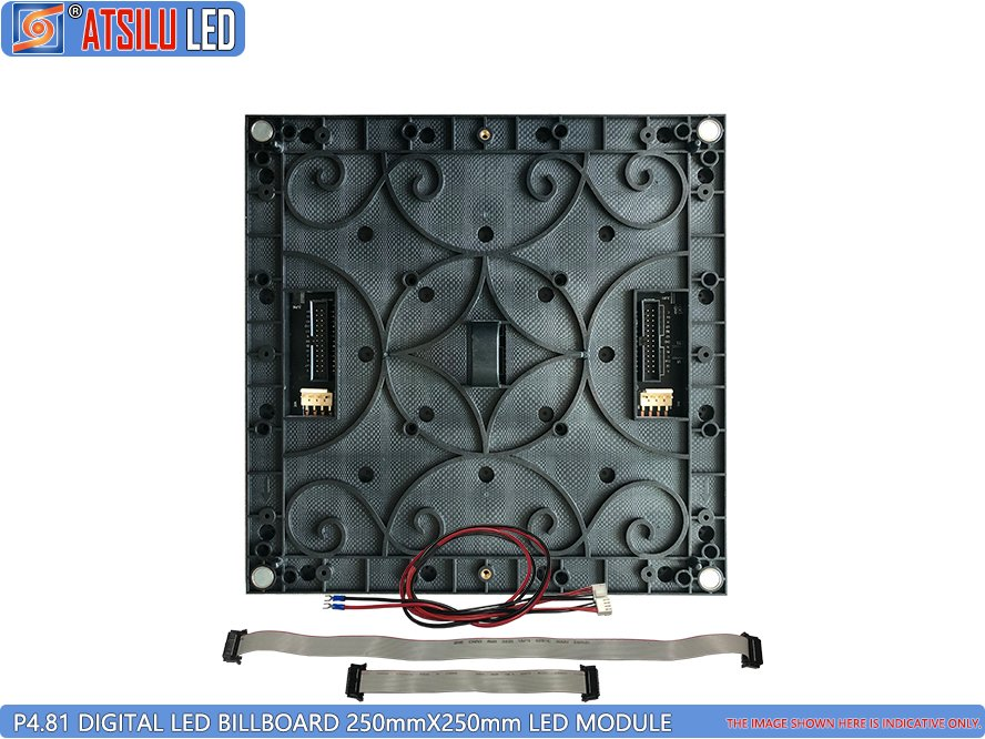 P4.81mm Outdoor HD LED Screen Wall LED Cabinet